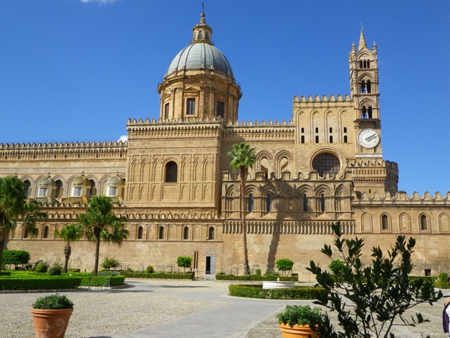 Cathédrale de Palerme - Palermo's cathedral